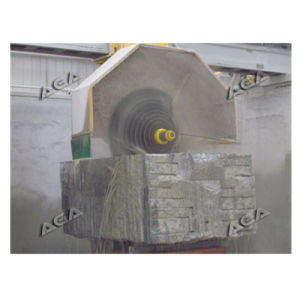 Multi Blades Block Cutting Machine for Cutting Blocks to Slab pictures & photos