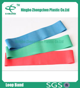 Sport Band Fitness Latex Bandsexercise Resistance Yoga Band Eco-Friendly Resistance Fitness pictures & photos