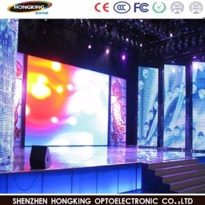 HD Indoor Fullcolor Video Big LED Display Screen (P3.91) pictures & photos