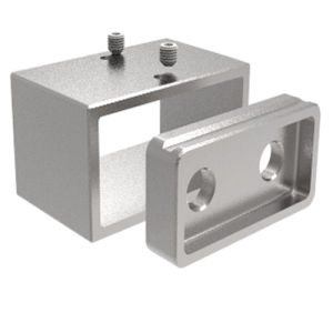 Stainless Steel Rectangular Tube Fittgings pictures & photos