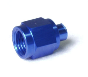 -10 an Flare Cap Nut Fittings pictures & photos