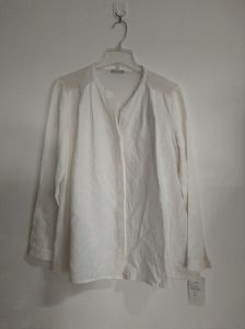 100%Viscose, Women′s Shirt, White, Summer Styles pictures & photos
