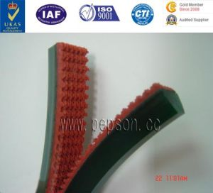 Pepson Wholesale TPU Rubber Supergrip Conveyor Belt pictures & photos