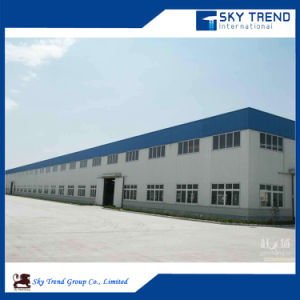 Heavy Equipment Workshops Ready Made Steel Structure pictures & photos