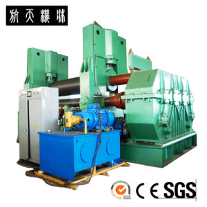 Three-Roll Rollling Machine W11 Rolling Machine pictures & photos