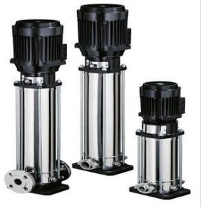 Vertical Multistage Centrifugal Pump pictures & photos