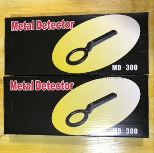 Round Shape Metal Detector Security Metal Detector for Airport pictures & photos