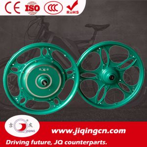 16 Inch Electric Bicycle Parts Hub Motor with Ce pictures & photos