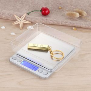 Mini Digital Jewelry Food Kitchen Scale pictures & photos