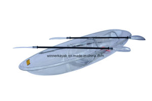 100% Transparnet Double Seats Recreational Kayak pictures & photos
