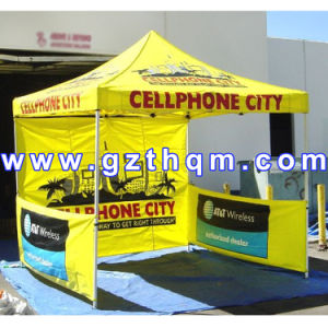 Aluminium Advertising Tent Folding Tent/Foldable Gazebos Tent Printed Advertising Tent pictures & photos