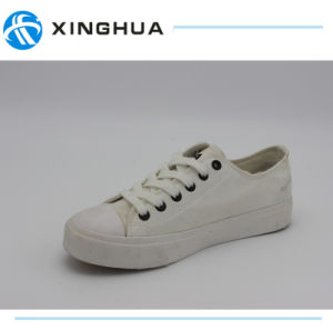 2016 Good Price Canvas Shoes pictures & photos