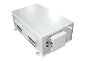 High Static Pressure Fan Coil Unit/Air Conditioner Part pictures & photos