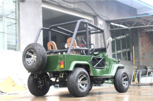 Best Selling Mini Jeep Willys with 150cc, 200cc, 300cc Engine Optional pictures & photos