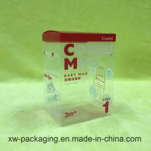 Clear Pet Plastic Package Box for Baby Mug pictures & photos