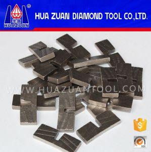 Diamond Granite Segments for Edge Block Cutting pictures & photos