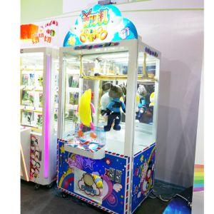 Scissors Cutting Game Machine Toys Arcade Game Machine. pictures & photos