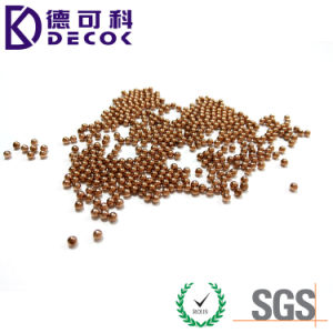 0.35mm C11000 Solid Small Pure T2 Copper Ball pictures & photos