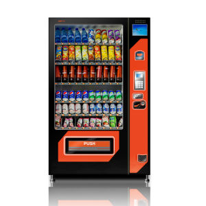 Snack Candy Vending Machine pictures & photos