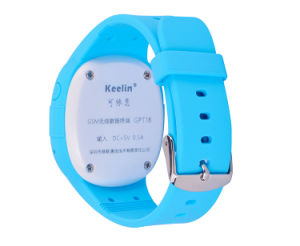 Kids Watch GPS Tracker with Sos, Two Way Call Gpt18 pictures & photos