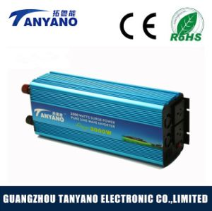 3000W DC to AC off Grid Pure Sine Wave Inverter Power Inverter