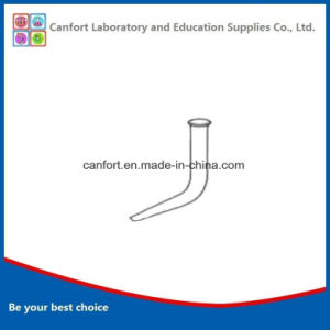 Lab Glassware Bent Adapter Tube pictures & photos