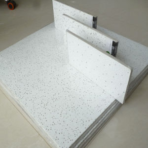 Mineral Fiber Ceiling Board (A0410) pictures & photos