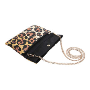 Leopard Print Elegant Style Women Clutch Bag pictures & photos