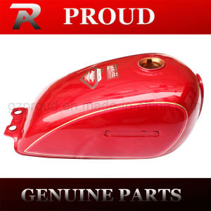 Gn125 Fuel Tank High Quality Motorcycle Parts pictures & photos