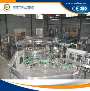 Automatic 3-in-1 Cola Washing Filling Capping Machine pictures & photos