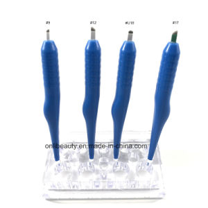Newest Design Sterilized Disposable Microblading Hand Tools pictures & photos