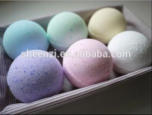 SPA Cleaning Skin Bath Fizzy Bombs Aroma Bath Bombs Wholesale pictures & photos