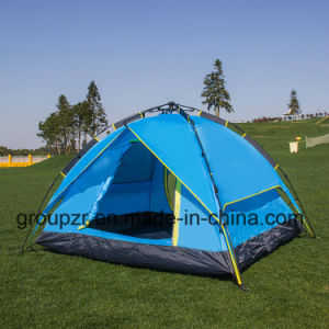 Double Layer Water Proof Automatic Camping Tent 4 Persons pictures & photos