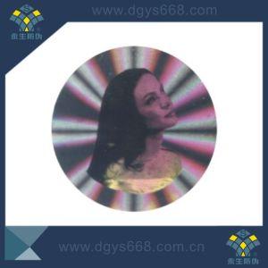 Anti-Fake Round Hologramsticker pictures & photos