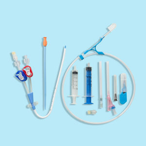 Disposable Hemodialysis Catheter with High Quality pictures & photos