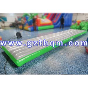 Gymnastics Training Inflatable Air Track/Factory Wholesale Inflatable Air Track for Gym pictures & photos