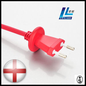 Power Cord Used for Home Appliance with +S Certificate pictures & photos
