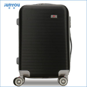 Factory Wholesale Good Quality ABS Material Luggage pictures & photos