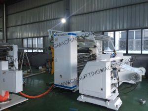 Plastic Film Label Slitting Machine pictures & photos
