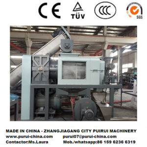 Plastic Recycling Washing Machine for Waste Greenhouse Film pictures & photos