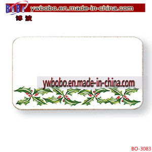 Holiday Gifts Birthday Wedding Party Name Tag Label Tag (BO-3083) pictures & photos