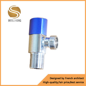 China Valve Supplier Brass Square Angle Valve pictures & photos