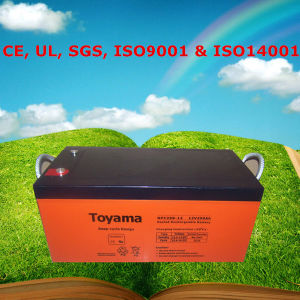 Best UPS Batteries Cheap UPS Battery with 5-Year Warranty 12V 100ah pictures & photos