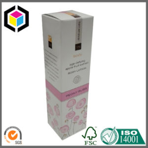 Small Embossing Logo Paper Packaging Box for Perfume/Cosmetic pictures & photos
