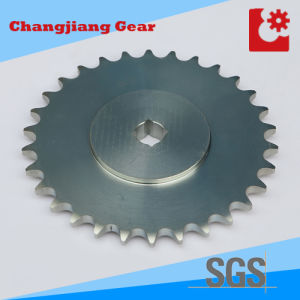 OEM Gear Welded Stainless Steel Blue Zinc Standard Stock Plating Sprocket pictures & photos