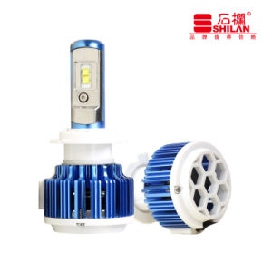 ISO9001 Factory Supply High Quality 35W T3 H7 LED Auto Head Lamp pictures & photos