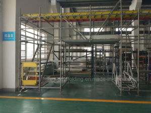 Metal Kwikstage Scaffolding Standard for Building Construction Project, China Manufacturer pictures & photos