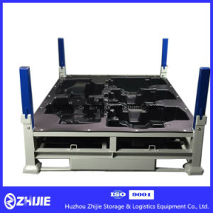 OEM Steel Pallet for Auto Engine