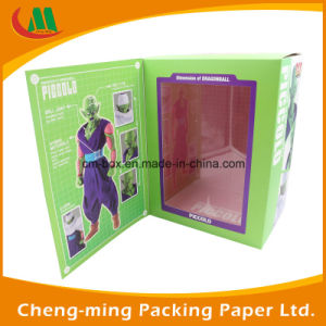 Superior Quality Paper Gift Box with Clear PVC Window pictures & photos
