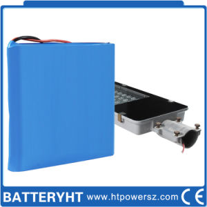 1 Year Warranty Lithium Solar Battery for Storage Power